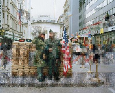 Diane Meyer, 'Checkpoint Charlie', 2015