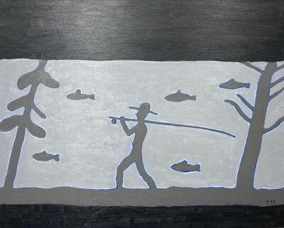 Mike Piggott, 'Fishing Was But A Dream #2', 2020