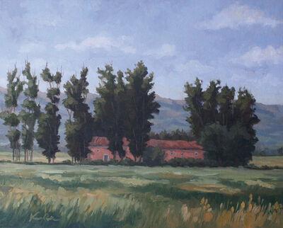 Vanessa Rothe, 'Provence Farmhouse', 2016