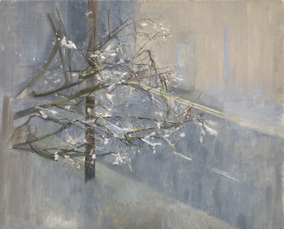 Charlotte Verity, 'Town Light Winter', 2012