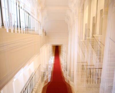 Magda Von Hanau, 'Albertina Palace Down Stairs ', 2017