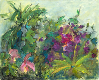 Mary Page Evans, 'Winter Garden', 2019