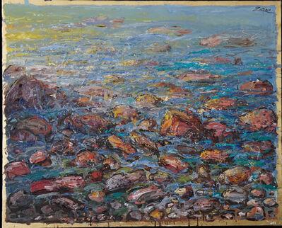 Bruno Zupan, 'Rocks & Sea', 2020