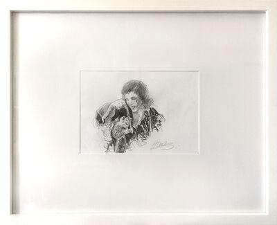 Andrea Mastrovito, 'Original Drawing from Nysferatu', 2015
