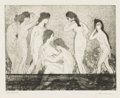Arthur Bowen Davies, 'Pleiades ', 1919
