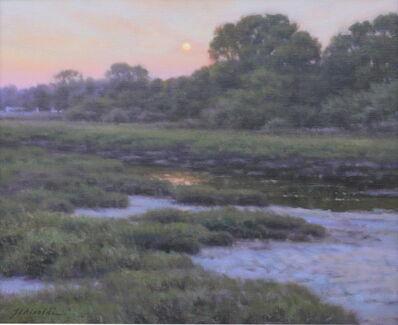 Julie C. Airoldi, 'Evening Moonrise', 2019
