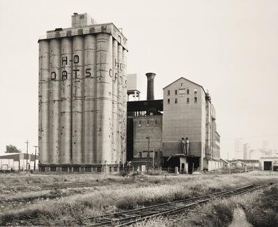 Bernd and Hilla Becher, 'Grain Elevator [Getreideheber],  Buffalo, New York, USA', 1982