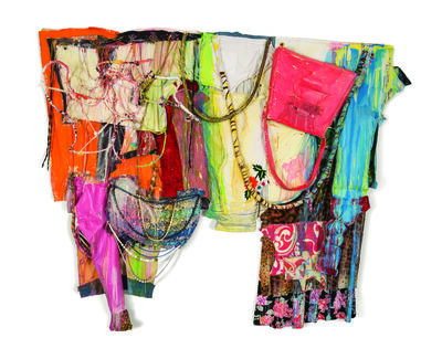 Alan Neider, 'Pink Bag', 2014