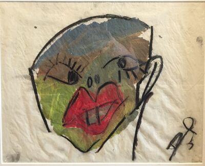 David Banegas, 'Masquerade IV', 2003