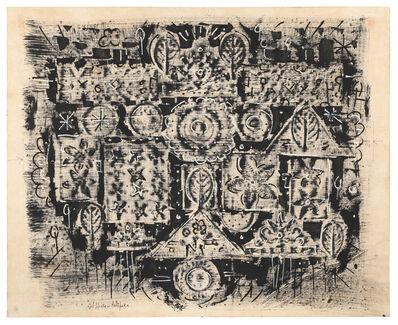 Phillip Martin, 'Affiche Pushpaka', 1964