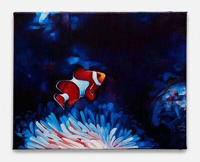 Sam McKinniss, 'Clownfish', 2018