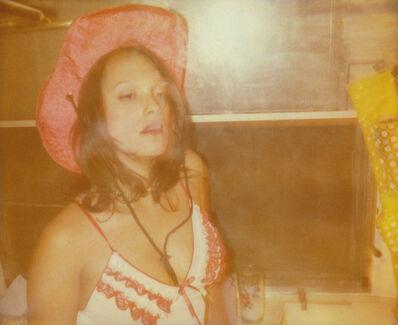 Stefanie Schneider, 'Margarita Smokes in Bathroom II (Till Death do us Part)', 2005