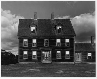 Paul Caponigro, 'Olson House Overview, Cushing, Maine', 1990