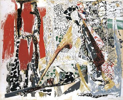 Jean-Paul Riopelle, 'Subito Presto', 1968