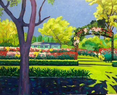 Anthony Montanino, 'Rose Garden', 2019