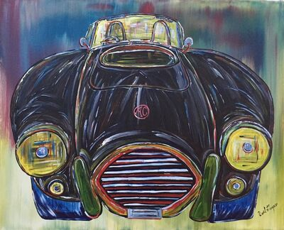 David Harper, '1969 AC Cobra', 2016
