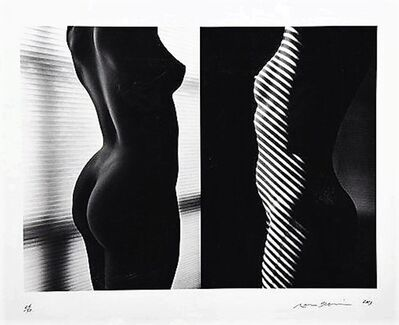 Ralph Gibson, 'Two Nudes', 2003