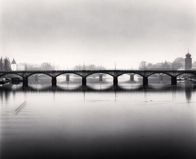 Michael Kenna, 'The Rower, Prague, Czechoslovakia', 1992