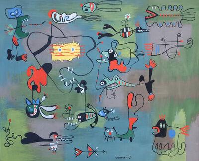 George Gordienko, 'Deep in the Ocean', 1995