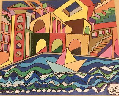 Jack Ottanio, 'San Marco 2050', 2020