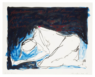 Tracey Emin, 'No Time For Love', 2020