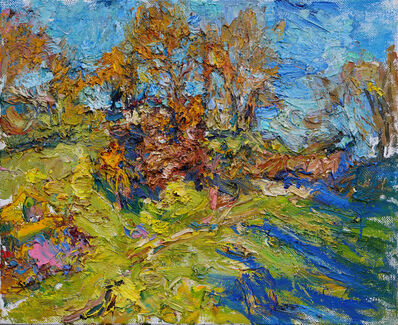 Ulrich Gleiter, 'Sunny Morning in Fall', 2015