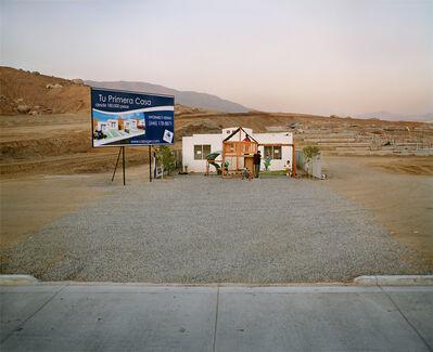 Livia Corona Benjamin, 'Two Joint Houses as Model Home. Ensenada, Mexico', 2000-Present