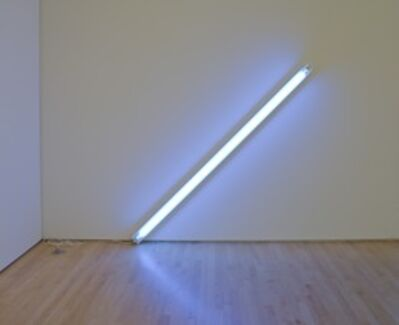 Dan Flavin, 'The Diagonal of May 25, 1963', 1963