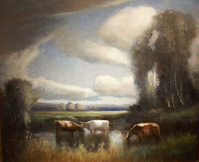 John Hammond, 'Tantramar Marsh NB.', 1843-1939