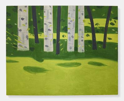Alex Katz, 'Four Poplars', 2019
