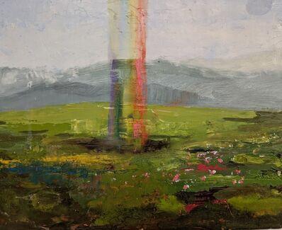 Caitlin Hurd, 'Rainbow Hole II', 2020