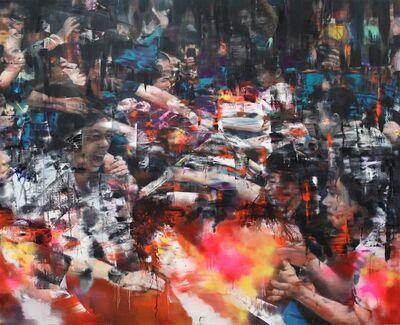 Li Tianbing, 'Urban Scene 3', 2018