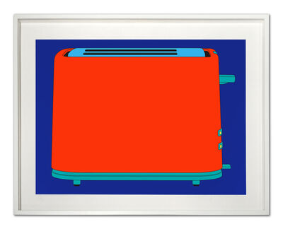 Michael Craig-Martin, 'Toaster', 2015