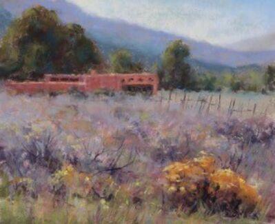 Janis Krendick, 'Taos Landscape', 2017