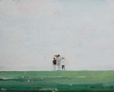 Anna Bjerger, 'Sky', 2018