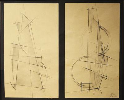 Gyula Košice, 'Untitled', 1951