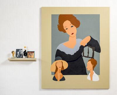 Elsa Zambrano, 'Modigliani', 2020