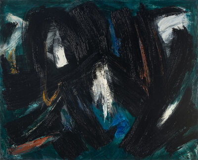 Gérard Schneider, 'Untitled', 1958