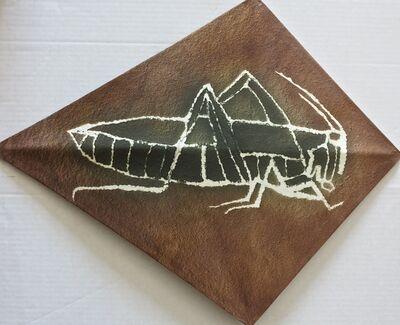 Francisco Toledo, 'Grasshopper kite', 2011