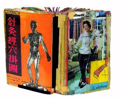 Shinro Ohtake, 'Scrapbook #13 (detail)', 1980