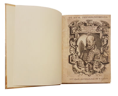 Giovan Battista Della Porta, 'De Humana Physiognomonia', 1586