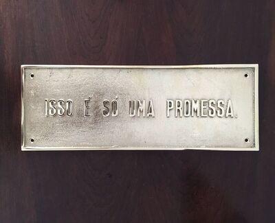 Ivan Grilo, 'Isso é só uma promessa ', 2016