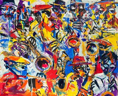 Larry Otoo, 'Blow Jazz ', 2019