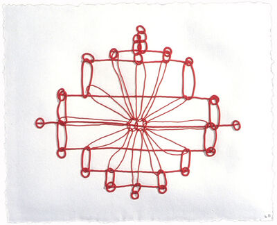 Louise Bourgeois, 'Crochet II', 1998