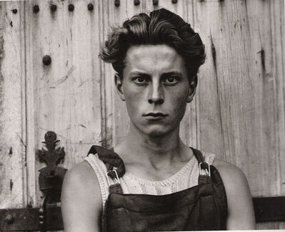 Paul Strand, 'Young Boy, Gondeville, Charente, France', 1951
