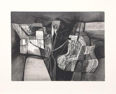 Roberto Burle Marx, 'Luzes na Noite', 1987