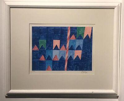 Alfredo Volpi, 'Untitled', ca. 1980