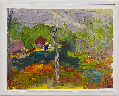 Asa Schick, 'Grassy Waters - Fall', 2019