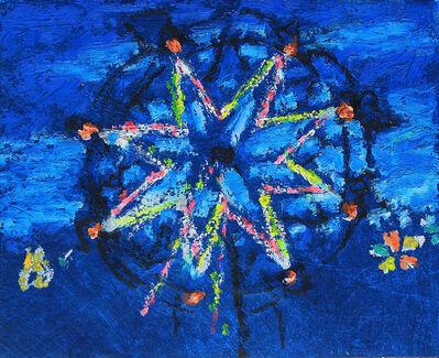 Jane Dickson, 'Saratoga City Fair Wheel 1', 2013