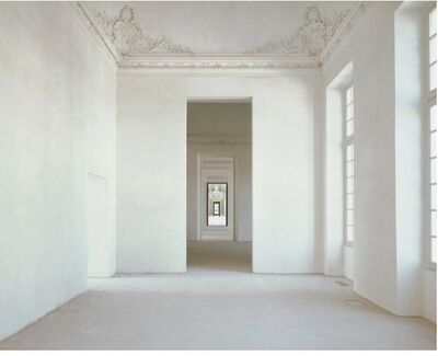 Massimo Listri, 'Venaria Reale II - Torino (from Perspectives series)', 2007